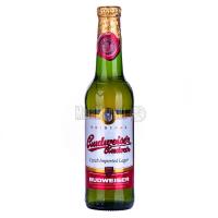 Пиво Budweiser Budvar с/б 0,33л