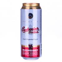 Пиво Budweiser світле з/б 5% 0,5л