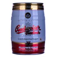 Пиво Budweiser з/б 5% 5л