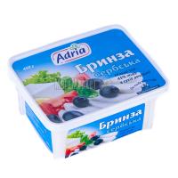 Сир Adria Бринза сербська 45% 450г х10