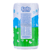 Туалетний папір Solo білий 4штх6