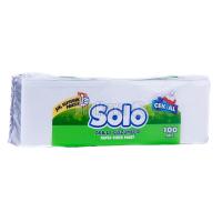 Рушники паперові Solo Pull Up, 100 шт.