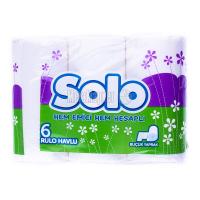 Рушник паперовий Solo Absorbent & Strong, 6 шт.