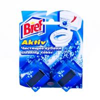 Чистячі кубики для зливного бачка Bref Aktiv Cleaning Cubes, 2 шт.