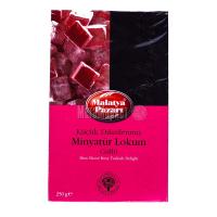 Рахат-лукум Malatya Pazari зі смаком троянди 250г х12