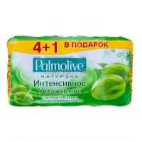 Мило Palmolive Натурель Интенсивное увлажнение 5*70г х6