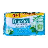 Мило Palmolive натурэль бодрящая свежесть 70гр*5шт х6