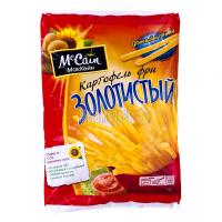 Картопля McCain Golden Longs 750г х12
