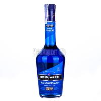 Лікер De Kuyper Blue Curacao 24% 0,7л х3