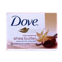 Крем-мило тверде Dove Shea Butter Обійми ніжності, 135 г