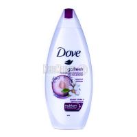 Крем-гель для душу Dove Go Fresh Слива і Квіти Сакури, 250 мл