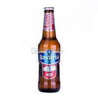 Пиво Bavaria б/а с/б 0,33л х24