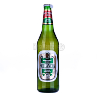 Пиво Hollandia premium lager преміум лагер світле фільтроване 4.7% 0,65л с/б