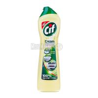 Засіб Cif Cream Lemon чистячий 500мл х6