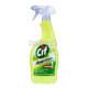 "Крем-спрей для кухні Cif Power Cream ""Лимон"", 750 мл"
