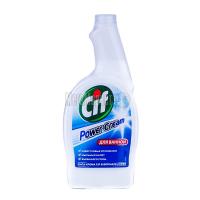 Крем-спрей для ванної кімнати Cif Power Cream, 750 мл