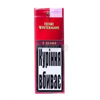 Сигари Henri Wintermans Slim Panatella 5шт