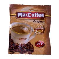 Кава MacCoffee з вершками й цукром 20г