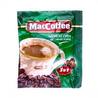 Кава MacCoffee горіх 18г х25