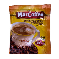 Кава MacCoffee Французька ваніль 18г х25