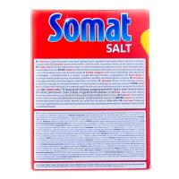 Засіб Somat Сіль для ПММ 1.5кг х8