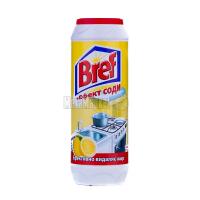 """Порошок для чищення Bref Ефект Соди """"Лимон"""", 500 г"""