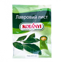 Приправа Kotanyi Лавровий лист 4г х60