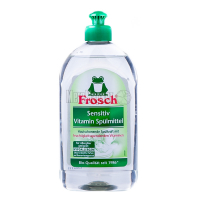 Засіб Frosch для посуду бальзам Sensitive 500мл