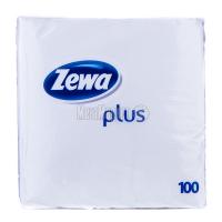 Серветки Zewa Plus 100шт х6