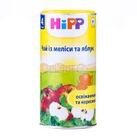 Чай Hipp з меліси та яблук 200г х6