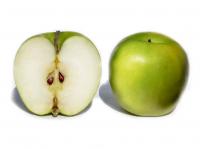 Яблуко Семеренко фасоване ТД Фрутко пак. 1,5кг