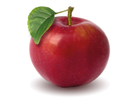 Яблуко червоне фасоване ТД Фрутко пак. 1,5кг