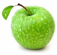 Яблука Грені Сміт вагові