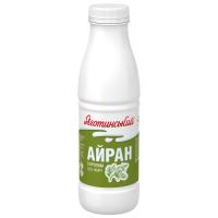 Напій кисломолочний Яготинський Айран 1,8% 450г п/бут.
