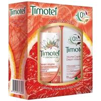 Набір Timotei Розкішний Об`єм шампунь 250мл +бальзам 200мл