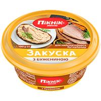 Закуска Пікнік меню з бужениною 100г