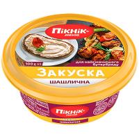 Закуска Пікнік меню шашлична 100г