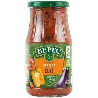 Закуска Верес Соте зі свіжих овочів с/б 500г