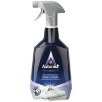 Спрей безфосфатний для підкрохмалення та легкого прасування тканин Astonish, 750 мл