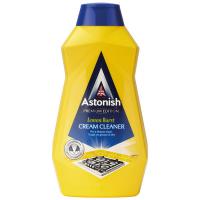 Засіб Astonish крем-очищ. від склад. забрудн. Лимон 500мл