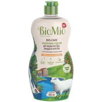 Засіб Bio Mio д/посуду овочей і фруктів масло мандарина 450мл х6