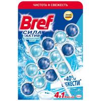 Засіб Bref чистячий для унітаза Бриз океану 3*50г