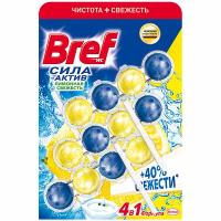 Засіб Bref для чищення унітазу 3*50г