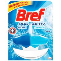 """Туалетний блок Bref Duo-Aktiv """"Океан"""", 60 мл"""
