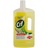Засіб Cif для чищення підлоги та стін Лимонна свіжість 1л