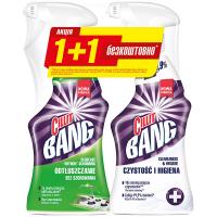 Засіб Cillit Bang чистячий антижир750мл+проти плісн.750мл