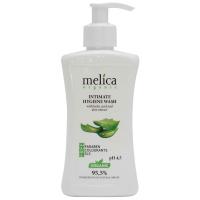 Засіб для інтимної гігієни Melica Organic з алое вера 300мл