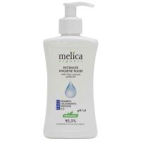 Засіб для інтимної гігієни Melica Organic з пантенолом 300мл