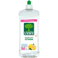 Засіб для миття посуду L`Arbre Vert лимон 750мл