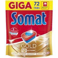 Засіб для ПММ Somat Gold 72таб./1382,4г